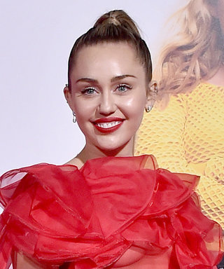 Miley Cyrus Just Had a Disney Princess Moment on the Red Carpet