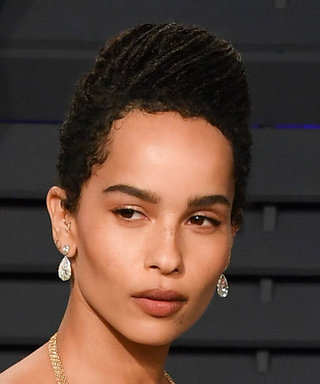 Zoë Kravitz Wore a $24,000 See-Through Bra to the Oscars After Party