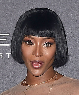 Naomi Campbell Showed Up to a Party Dressed Like a Butterfly