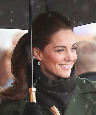 Kate Middleton Just Stepped Out Carrying One of the Biggest Handbag Trends