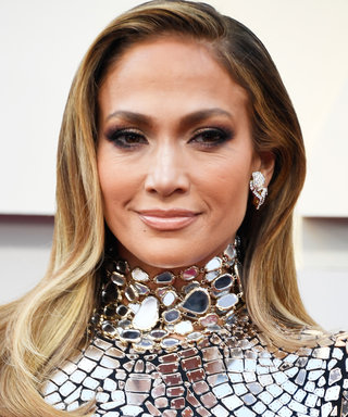 Jennifer Lopez's Look Was Fire And Ice Thanks To These Unique Glasses