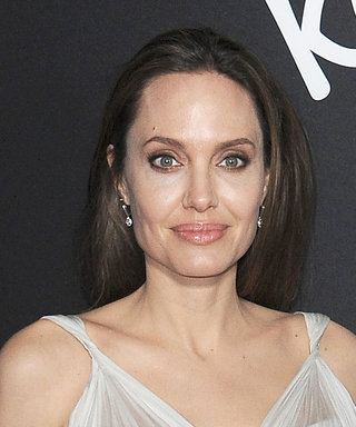 Angelina Jolie Literally Looks Like a Greek Goddess in Her Latest Red-Carpet Gown