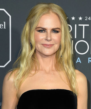 Nicole Kidman's Hair Hasn't Looked Like This in Years