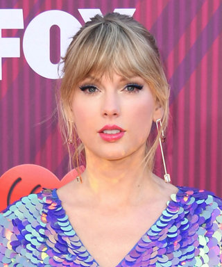 Taylor Swift's Sequin Romper Is a Mermaid Dream