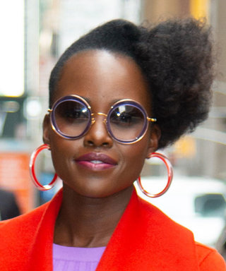 Lupita Nyong'o Just Gave Us a Stylish Lesson in Color Mixing