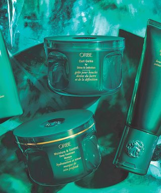 Oribe Launched Its First Product Line Specifically for Textured Hair