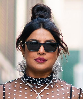Priyanka Chopra Wore a Naked Dress in the Middle of the Day