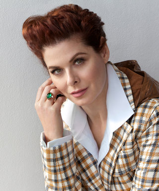 Debra Messing Gets Honest