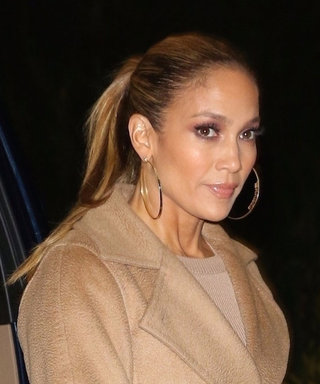 Jennifer Lopez Demos a Glam Way to Wear This Laid-Back Trend