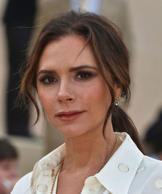 Victoria Beckham Shows Us an Easy Way to Jazz Up Work Pants