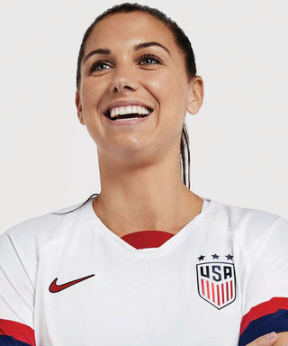 "Alex Morgan on the Wage Gap in Sports: ""The Narrative Is Changing"""