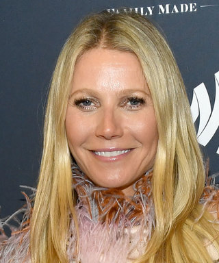 Gwyneth Paltrow Shows Us How to Put a Party-Ready Twist on Work Pants