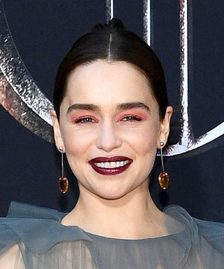 Emilia Clarke Wore a Gown With a Secret Message to the Game of Thrones Premiere