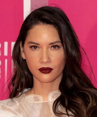 Olivia Munn Wore a Naked Dress That Literally Looks Like a Work of Art