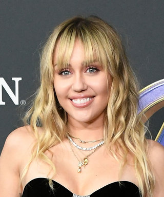 Miley Cyrus Just Hit the Red Carpet in a Sexy Cut-Out Gown