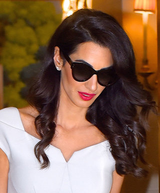 Amal Clooney's Latest Outfit Is Workwear Perfection