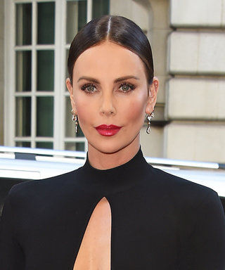 Charlize Theron's Breathtaking Couture Gown Deserves a Closer Look