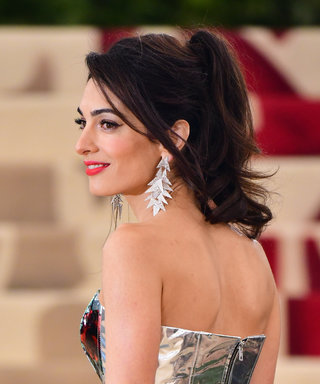 Where to Get the Lipstick Amal Clooney Wore to Last Year's Met Gala
