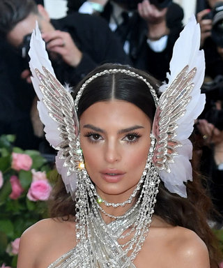 Emily Ratajkowski Brought the Under-Boob Trend to the Met Gala