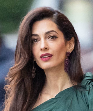 Amal Clooney Gives Us a Stylish Lesson in Date-Night Dressing.