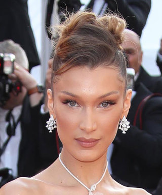Bella Hadid Shuts Down Cannes Film Festival in a Dreamy See-Through Gown