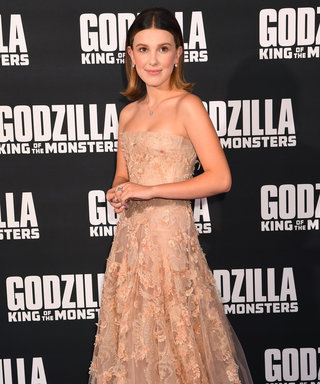 Millie Bobby Brown Pulled a Very Kate Middleton Style Move on the Red Carpet