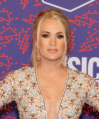 Carrie Underwood Returns to the Red Carpet in a Jaw-Dropping Mini Dress