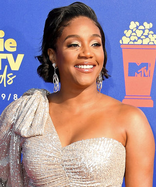 Tiffany Haddish Shut Down the MTV Movie Awards in This Glam Red Carpet Look