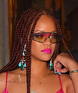 Rihanna's Flattering Ruched Dress Is the Party Look We All Need This Summer