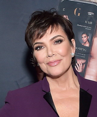 Kris Jenner's Business Chic Suit is Workwear Goals