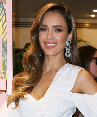 Jessica Alba Honors Female Founders at Honest Beauty Liquid Lipstick Celebration