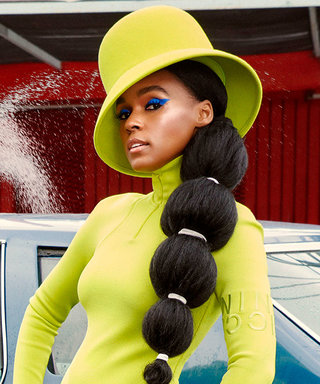 Janelle Monáe's Hair-Smoothing Secret Weapon Costs $23 at Sephora