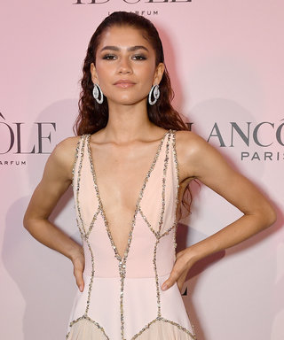 Zendaya's Plunging Neckline Tried to Steal the Spotlight, But We're Too Distracted By Her Diamond Earrings