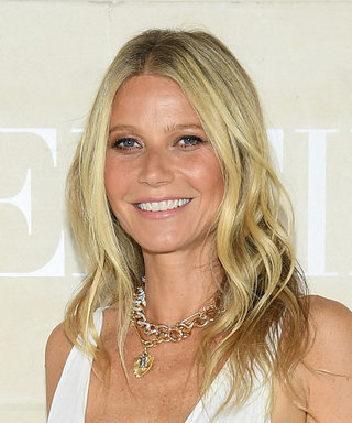 Gwyneth Paltrow Just Owned Couture Fashion Week in a Plunging Gown