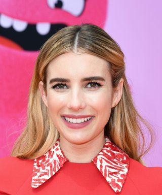 Emma Roberts Just Dyed Her Hair the Richest Dark Brown Shade