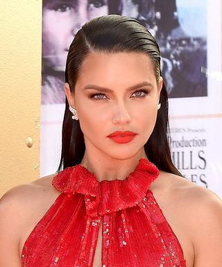 Adriana Lima Just Seriously Shut Things Down on the Red Carpet