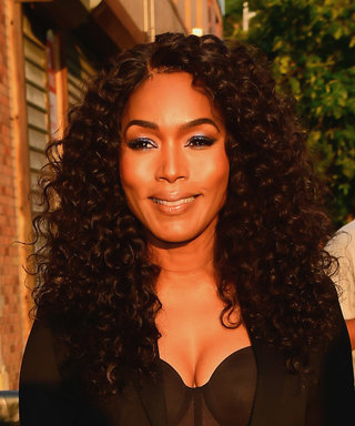 Angela Bassett Just Wore a Bustier as a Shirt