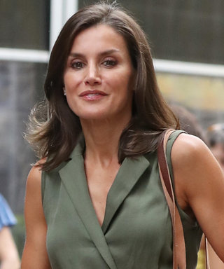 Queen Letizia Made This $99 Jumpsuit Look Extremely Expensive