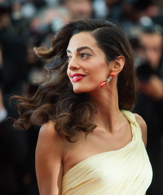 The Blow Dryer Behind Amal Clooney's Bouncy Waves Is $80 Off Right Now