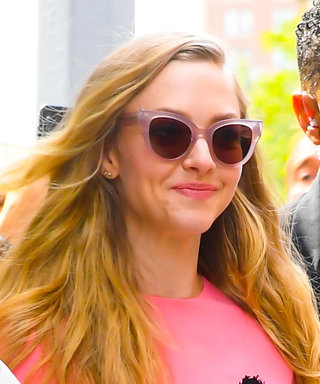 Amanda Seyfried Just Made These Comfortable, Affordable High Heels Look So Expensive