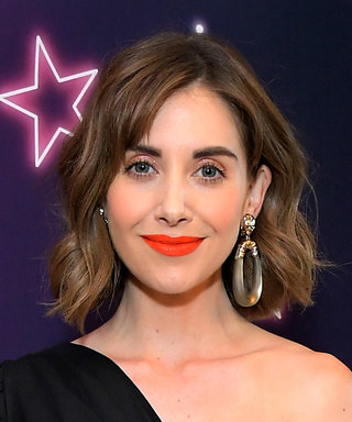 Alison Brie's Just Wore the Glamorous Earrings of Our Dreams