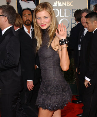"The Chanel Haute Couture Dress That Cameron Diaz Says She ""Just Threw On"" For the Golden Globes"