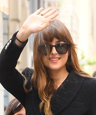 Dakota Johnson's Latest Outfit Proves That Suits Can Actually Be Sexy
