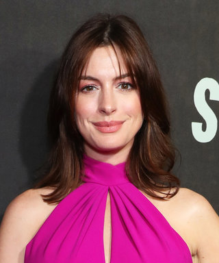 Anne Hathaway's Latest Red Carpet Outfit Is an Elegant Lesson in Maternity Dressing
