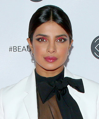 Priyanka Chopra Wore a Sheer Shirt Without a Bra During Her Latest Red-Carpet Appearance