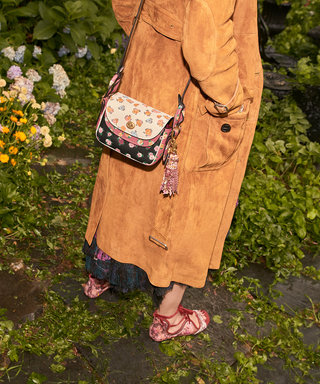 Coach Just Debuted the Prettiest Fall Collaboration — and It's Already Selling Out