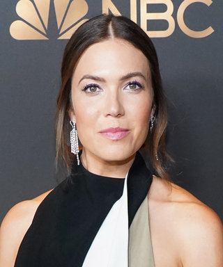 Mandy Moore Shows an Easy Way to Master the Colorblocking Trend