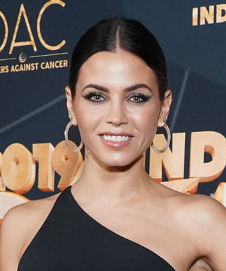 Jenna Dewan Shows Us an Easy Way to Wear the Trickiest Color Trend