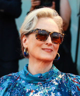 Meryl Streep's Seriously Cool Red-Carpet Outfit Deserves a Closer Look