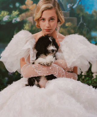 Lili Reinhart Wears a Wedding Dress and Mad Men Costars Reunite in Rodarte's Spring Lookbook